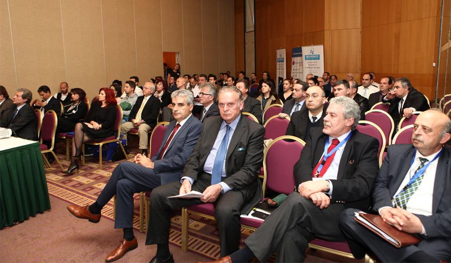 Με μεγάλη επιτυχία ολοκληρώθηκαν οι εργασίες  της 11ης ημερίδας του insuranceforum.gr και του Συλλόγου  Επαγγελματιών Ασφαλιστών Ν.Λάρισας στην Λάρισα