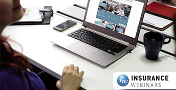Χορηγός επιμόρφωσης στο insurancewebinars.gr