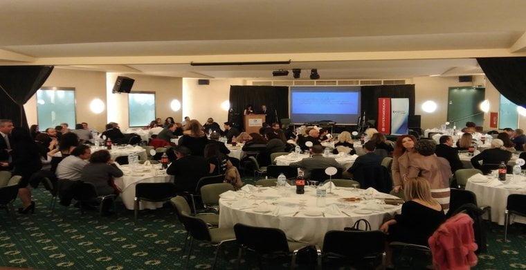 Ολοκληρώθηκε με τεράστια επιτυχία το 1ο Πανευβοϊκό Συνέδριο του Συνδέσμου Ασφαλιστικών Διαμεσολαβητών