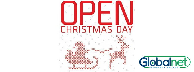 To Open Christmas Day της Globalnet είναι κοντά!