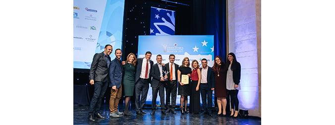 H Carglass® Νικήτρια στα Εθνικά Βραβεία Εξυπηρέτησης Πελατών 2017