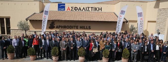 Παγκύπριο Συνέδριο 2018. CNP Ασφαλιστική . . . Μαζί, χτίζουμε επιτυχίες!