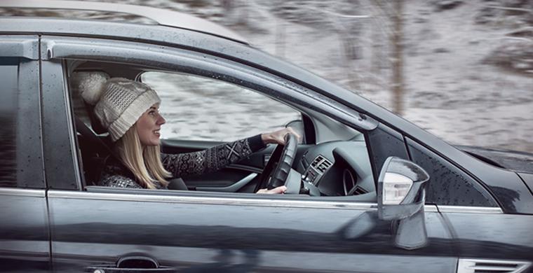 Οδηγώντας σε άσχημες καιρικές συνθήκες τί πρέπει να προσέχετε