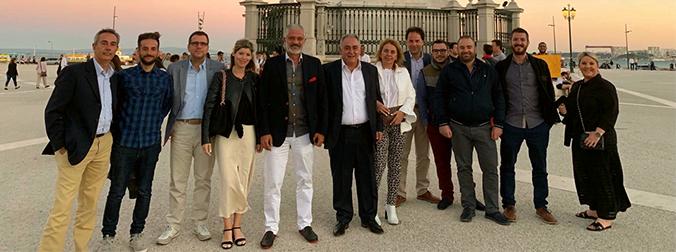 Η MEGA BROKERS με τη EUROLIFE ERB ταξιδεύουν στη Λισαβόνα