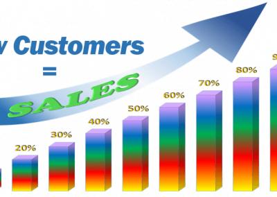 Πως θα αυξήσουμε τις πωλήσεις μας προσεγγίζοντας νέες κατηγορίες πελατών.