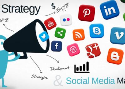 Στρατηγική Social Media Marketing. Γνωρίστε τη και αυξήστε τις πωλήσεις σας!