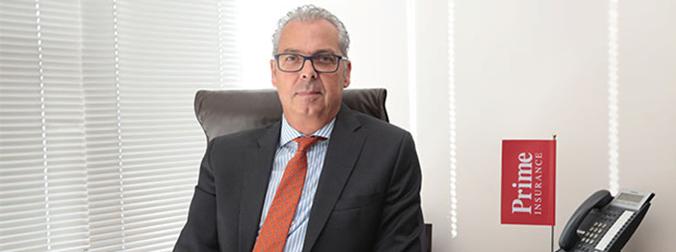 Νέος Γενικός Διευθυντής της Prime Insurance, ο Μάριος Μήτρος