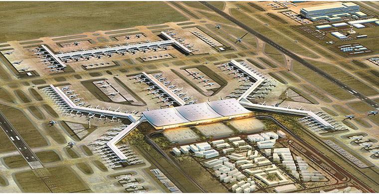 Τα αεροδρόμια του μέλλοντος!