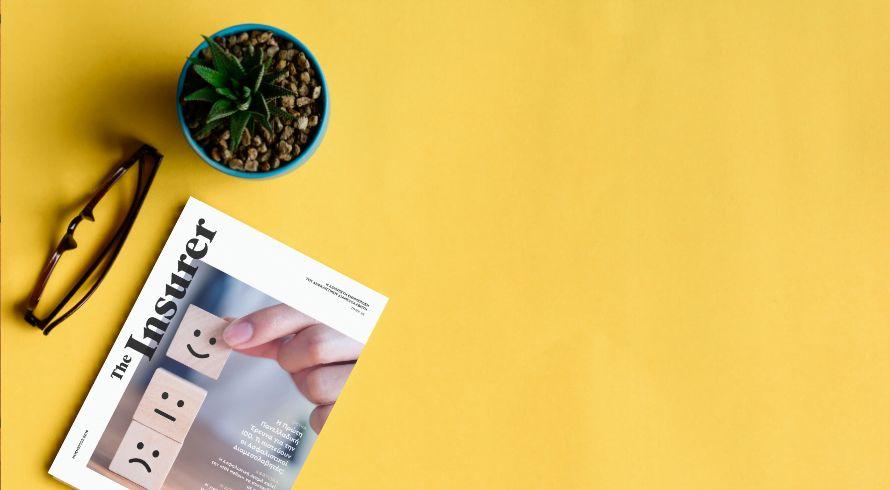Το πρώτο τεύχος του The Insurer κυκλοφορεί με δύο αποκαλυπτικά θέματα