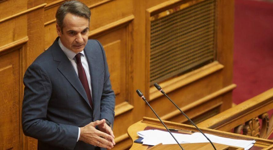 Κυρ. Μητσοτάκης: Νέα δέσμη μέτρων στήριξης της εργασίας και της οικονομίας 3,5 δισ. ευρώ