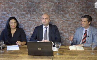 Βίντεο | Το στρογγυλό τραπέζι συζήτησης του 33rd Thessaloniki Insurance Conference 2020