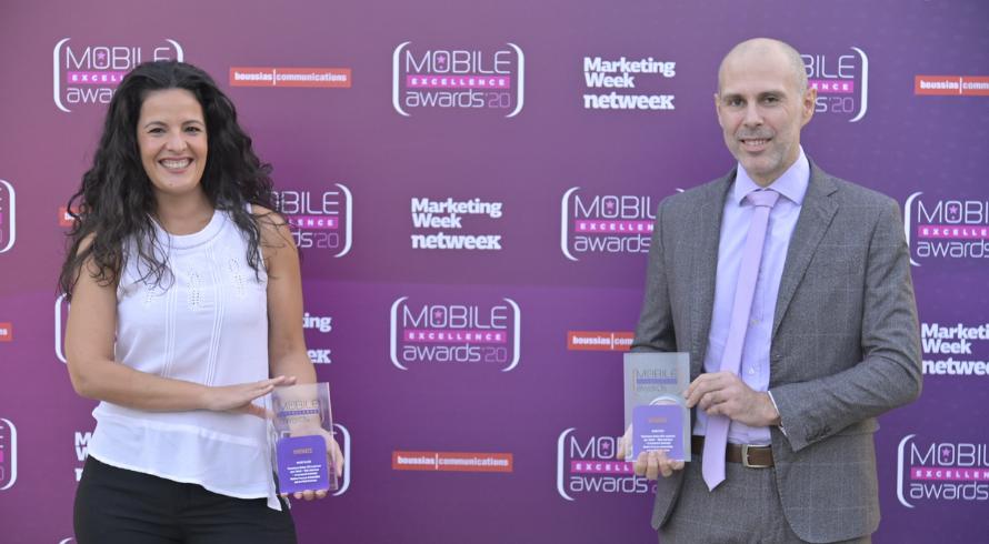 Σημαντική διάκριση για τη ΦΙΛΗΣGlass® και τη SYNECTICS στα Mobile Excellence Awards 2020.